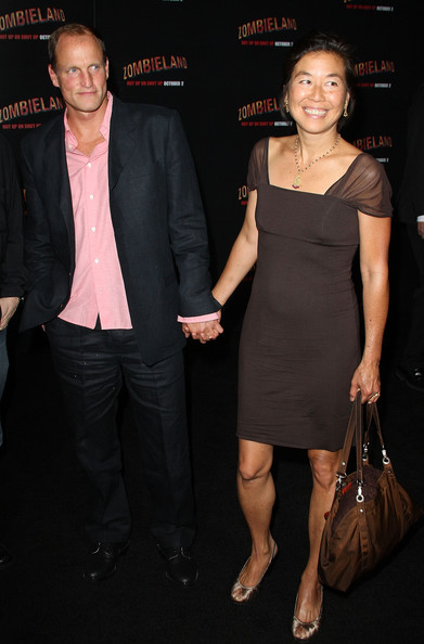 Woody Harrelson In Premiere Of Sony Pictures Zombieland
