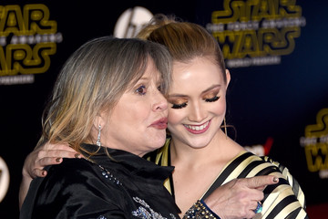 Billie Lourd Honors Mom Carrie Fisher With an Emotional Voyage