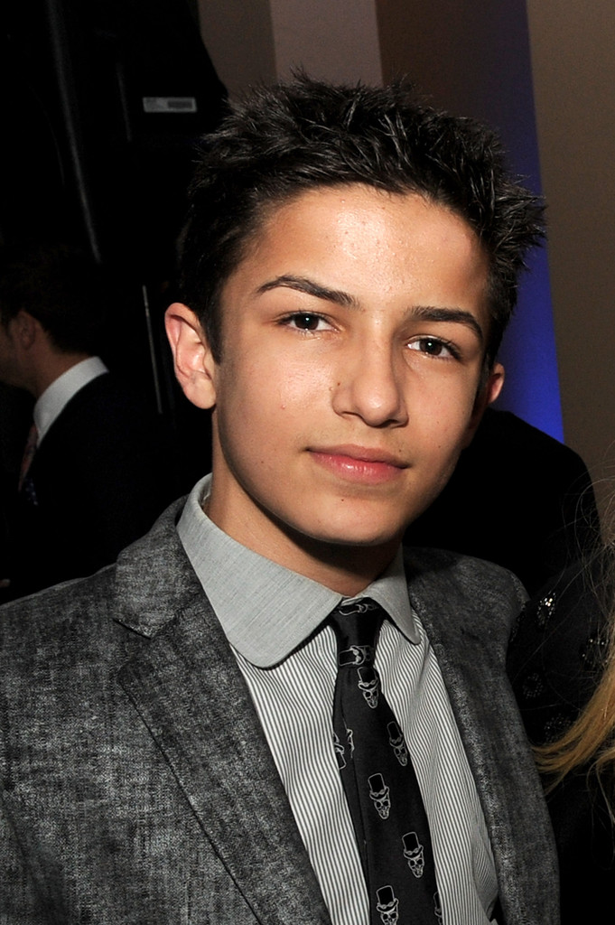 Aramis Knight A K A Bean So Cute: 'Ender's Game' Afterparty In