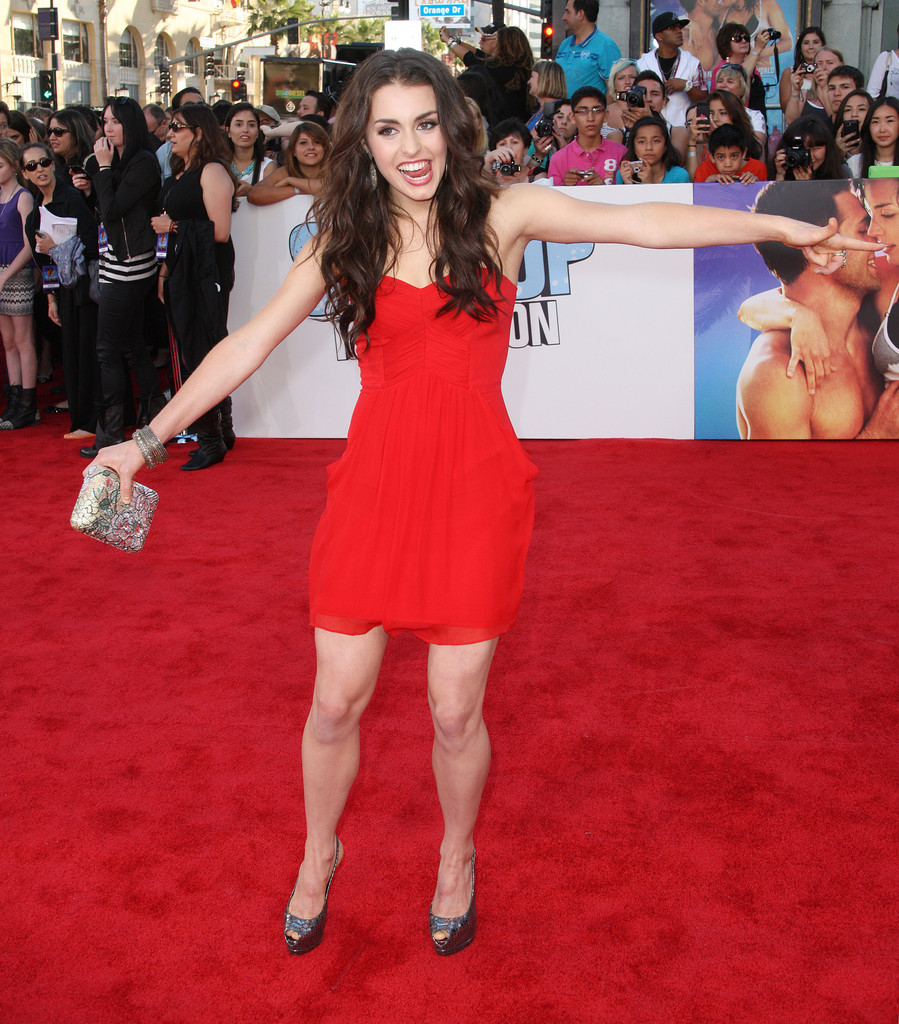 Step Up Revolution Actress Premiere Of Sum...