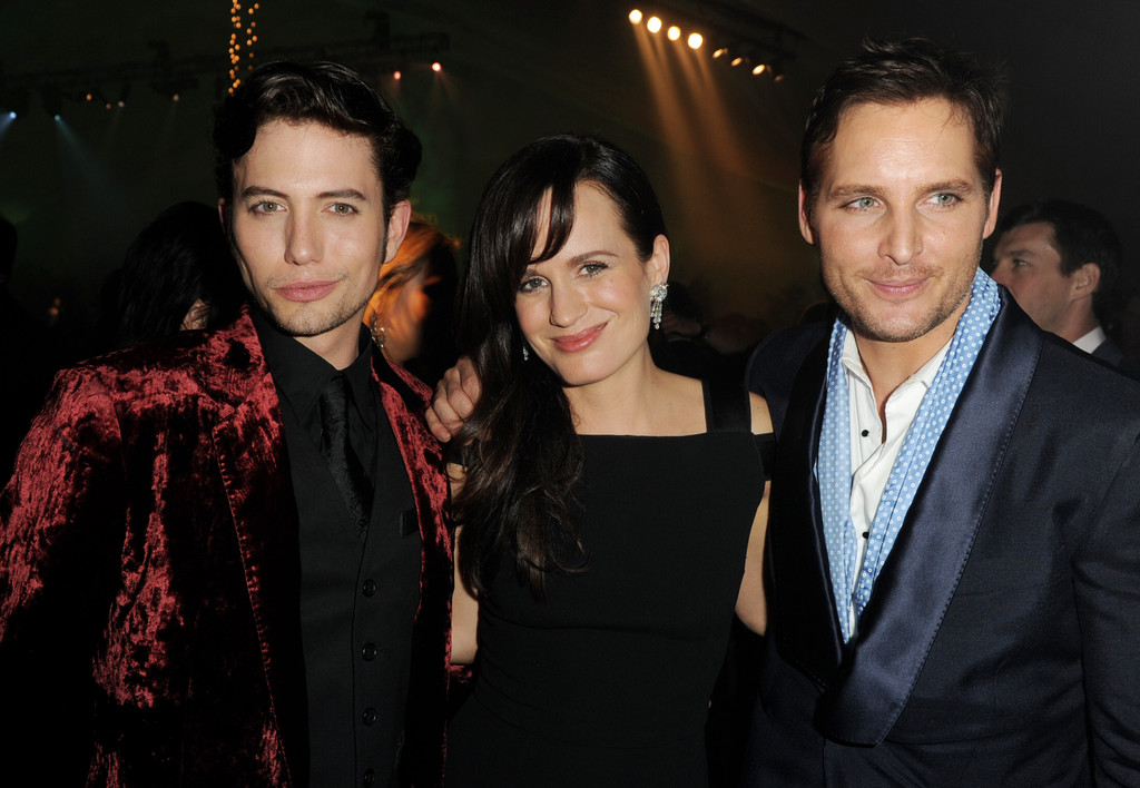 Elizabeth reaser and peter facinelli married