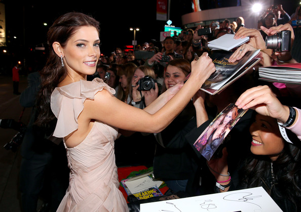 """Ashley Greene in Premiere Of Summit Entertainment's """"The ..."""
