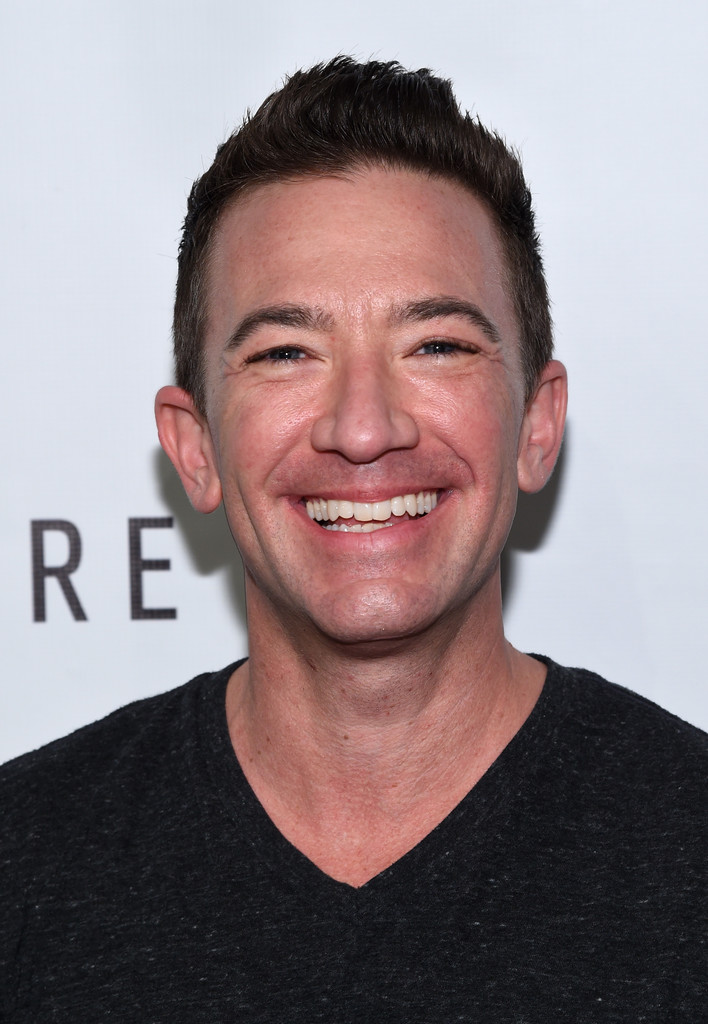 David Faustino Photos Photos - Premiere of Syfy's ...