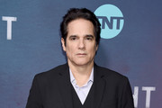 """Yul Vazquez attends the Premiere Of TNT's """"I Am The Night"""" at Harmony Gold on January 24, 2019 in Los Angeles, California."""