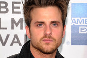 """Jared Followill of Kings of Leon attends the premiere of """"Talihina Sky: The Story of Kings of Leon"""" during the 2011 Tribeca Film Festival at BMCC Tribeca PAC on April 21, 2011 in New York City."""