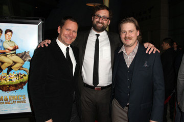 "Dave Kneebone Premiere Of ""Tim & Eric'$ Billion Dollar Movie"" - Arrivals"