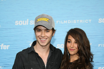 """Genevieve Helm Premiere Of TriStar Pictures' """"Soul Surfer"""" - Red Carpet"""
