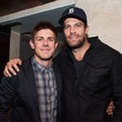 Chris Lowell and Geoff Stults