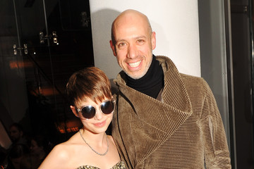 Robert Verdi Sami Gayle Premiere Of Tribeca Film's Detachment Hosted By American Express & The Cinema Society - After Party