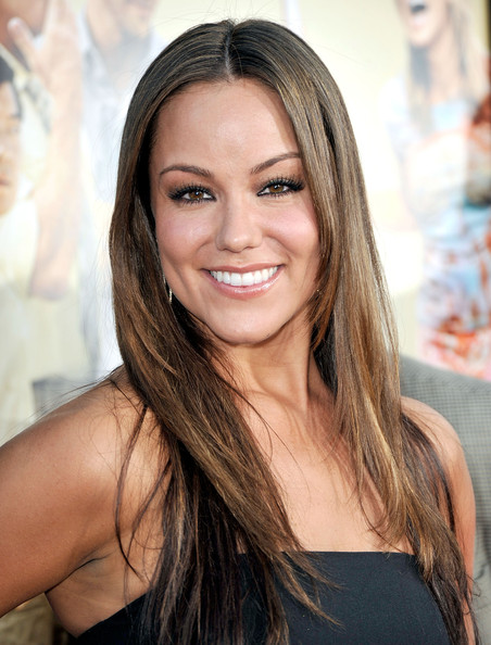 Katy Mixon Actress Katy Mixon arrives at the premiere of Twentieth
