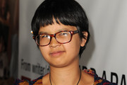 "Comedian Charlyne Yi attends the premiere of Universal Pictures' ""This Is 40"" at Grauman's Chinese Theatre on December 12, 2012 in Hollywood, California."
