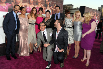 "Rose Byrne Paul Feig Premiere Of Universal Pictures' ""Bridesmaids"" - Red Carpet"