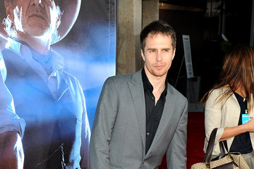 """Sam Rockwell Premiere Of Universal Pictures """"Cowboys & Aliens"""" - Arrivals"""