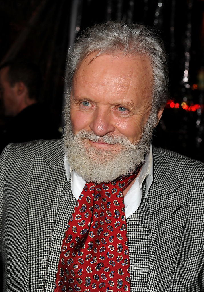 Sir Anthony Hopkins Photos Photos - Premiere Of Universal ... Anthony Hopkins