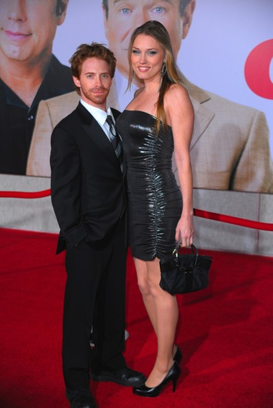 Seth Green with beautiful, sexy, Wife Clare Grant