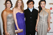 Jackie Chan and Laura Weissbecker Photos Photo