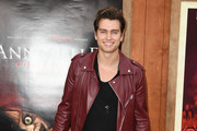 """Pierson Fode attends the Premiere Of Warner Bros' """"Annabelle Comes Home"""" at Regency Village Theatre on June 20, 2019 in Westwood, California."""