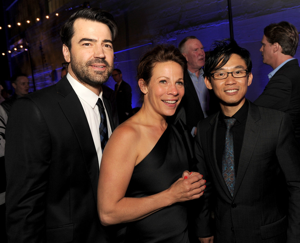James Wan in Celebs at 'The Conjuring' Afterparty - Zimbio