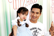 Sunday: Mario Lopez and Gia - The Week In Pictures: September 20, 2013