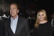 Arnold Schwarzenegger and Heather Milligan Photos Photo