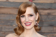 "Jessica Chastain attends the Premiere Of Warner Bros. Pictures' ""It Chapter Two"" at Regency Village Theatre on August 26, 2019 in Westwood, California."