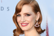 Jessica Chastain attends the Premiere Of Warner Bros. Pictures' 'It Chapter Two' at Regency Village Theatre on August 26, 2019 in Westwood, California.