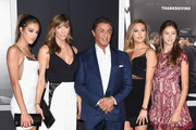 Jennifer Flavin and Scarlet Rose Stallone Photos - 4 of 28 Photo