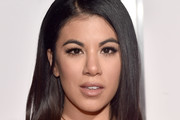 """Chrissie Fit attends the World Premiere of Warner Bros. Pictures' """"Isn't It Romantic"""" at The Theatre at Ace Hotel on February 11, 2019 in Los Angeles, California."""