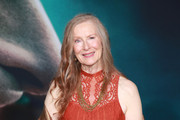 """Frances Conroy attends the premiere of Warner Bros Pictures """"Joker"""" on September 28, 2019 in Hollywood, California."""