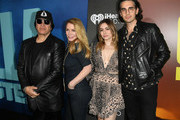 Gene Simmons and Sophie Simmons Photos Photo
