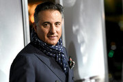 """Andy Garcia arrives at the premiere of Warner Bros. Pictures' """"The Mule"""" at the Village Theatre on December 10, 2018 in Los Angeles, California."""