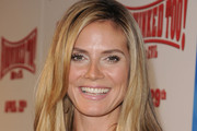 Model/actress Heidi Klum attends the HOODWINKED TOO! HOOD vs EVIL Premiere Hosted by Heidi Klum, Maurice Kanbar and Harvey Weinstein at the Pacific Theaters at The Grove on April 16, 2011 in Los Angeles, California.