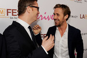 Ryan Gosling and Nicolas Winding Refn Photos Photo
