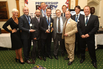 John Randall Premiership Rugby Parliamentary Rugby Group Community Awards
