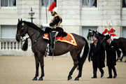 South African President Jacob Zuma and Prince Philip Duke of Edinburgh inspect the Troups on Horse Guards Parade on March 3, 2010 in London, England. President Zuma and his wife are visiting the United Kingdom on a three day state visit and will attend a state banquet hosted by Queen Elizabeth II at Buckingham Palace this evening.