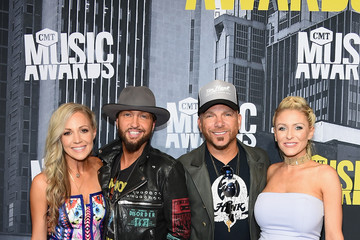 Preston Brust 2017 CMT Music Awards - Arrivals
