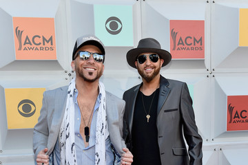 Preston Brust 51st Academy of Country Music Awards - Arrivals
