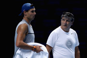 Rafael Nadal and Toni Nadal Photos Photo