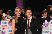 Gemma Atkinson and Gorka Marquez attend the Pride of Britain Awards 2018 at The Grosvenor House Hotel on October 29, 2018 in London, England.