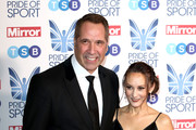David Seaman and Frankie Poultney Photos Photo