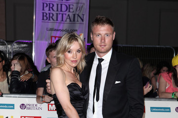 Rachel Flintoff Pride of Britain Awards 2011