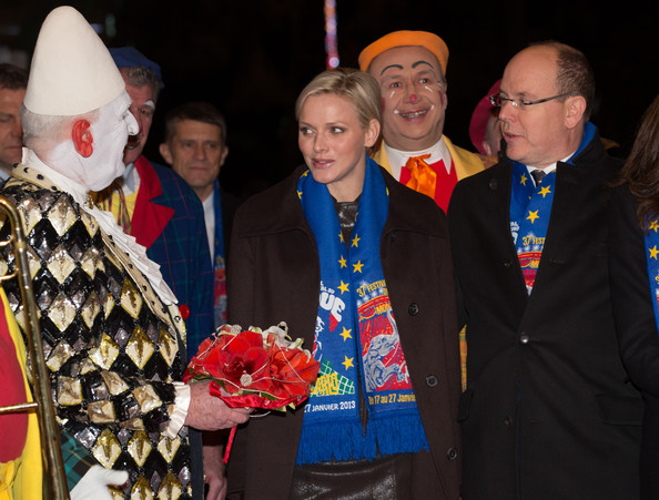 Opening Ceremony - Monte-Carlo 37th International Circus Festival