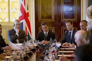 Prince Andrew Enrique Pena Nieto's Visit to the UK: Day 2 — Part 2
