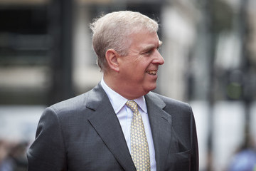 Prince Andrew The Duke of York Visits London's China Town