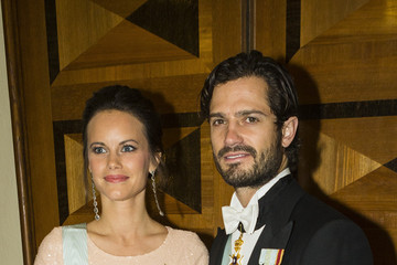 Prince Carl Philip Swedish Royals Attend the Royal Swedish Academy of Engineering Sciences' Formal Gathering