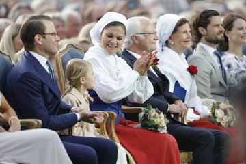 Prince Carl Philip Princess Sofia of Sweden The Crown Princess Victoria of Sweden's 40th Birthday Celebrations in Borgholm