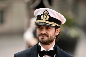 Prince Carl Philip Ceremony And Arrivals: Wedding of Prince Carl Philip of Sweden and Sofia Hellqvist