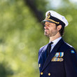 Prince Carl Philip Swedish Royals Attend The Celebration Of Veterans Day