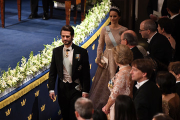 Prince Carl Phillip of Sweden The Nobel Prize Award Ceremony 2017