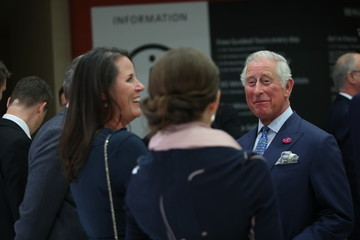 Prince Charles 150th Anniversary Of The Press Association